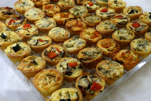 2019-06 Mini quiches