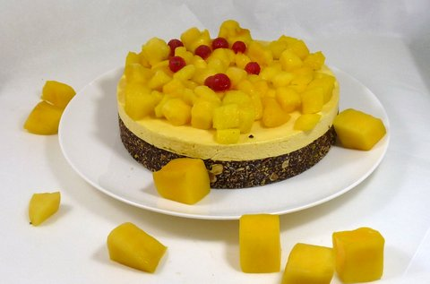 2019 Bavarois Mango taartje (002)