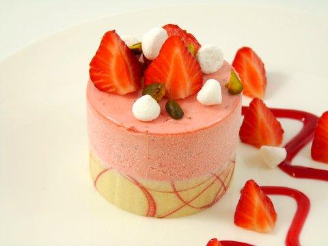 aardbeien de luxe