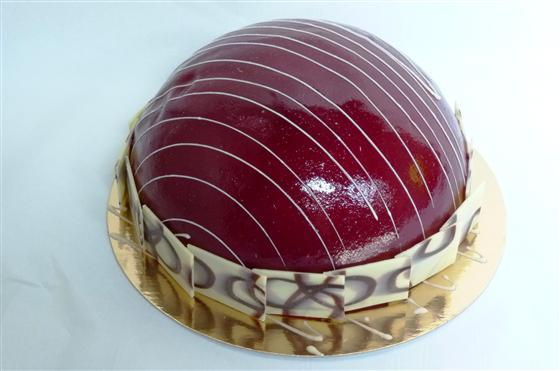 bombe cassis