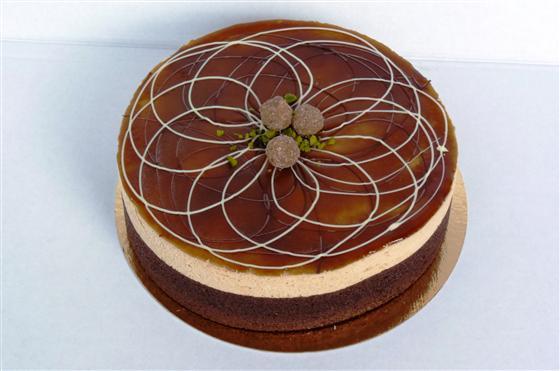hazelnoot bav taart