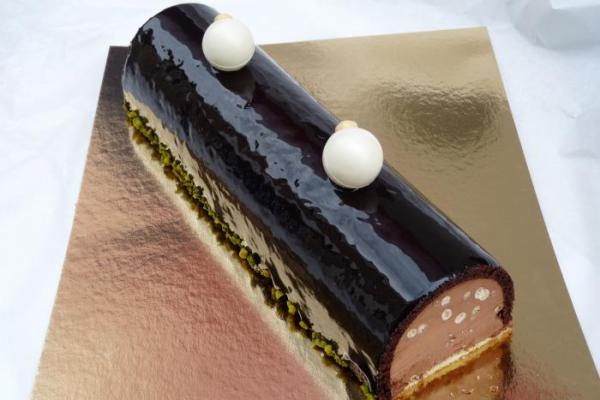 buche grande chocolade