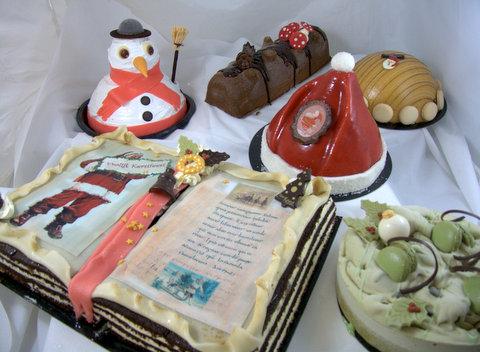 buffet kerst de luxe