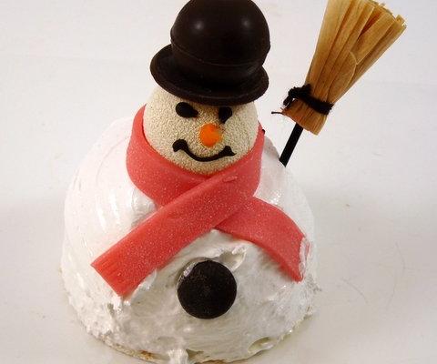 sneeuwpop klein
