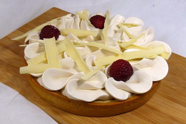 2020-02 Kladdkaka met witte chocolade