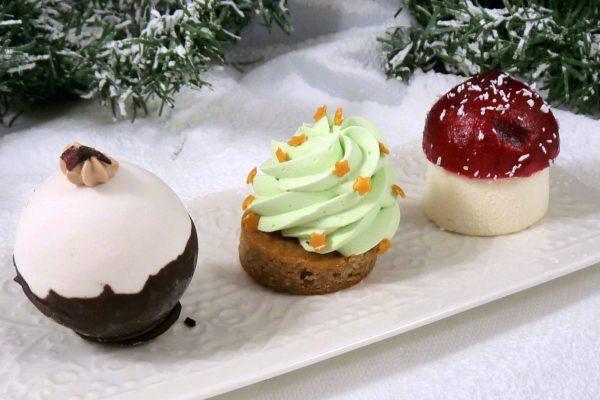 2020 Kert trio midi dessert
