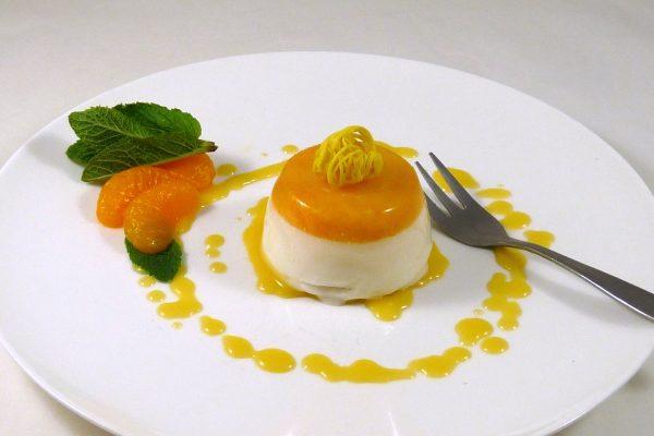 yoghurt mandarijn